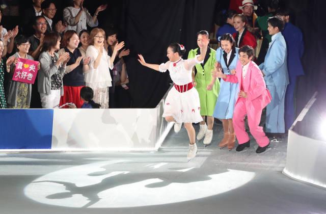 """THE ICE 2017】""""浅田真央トリビ..."""