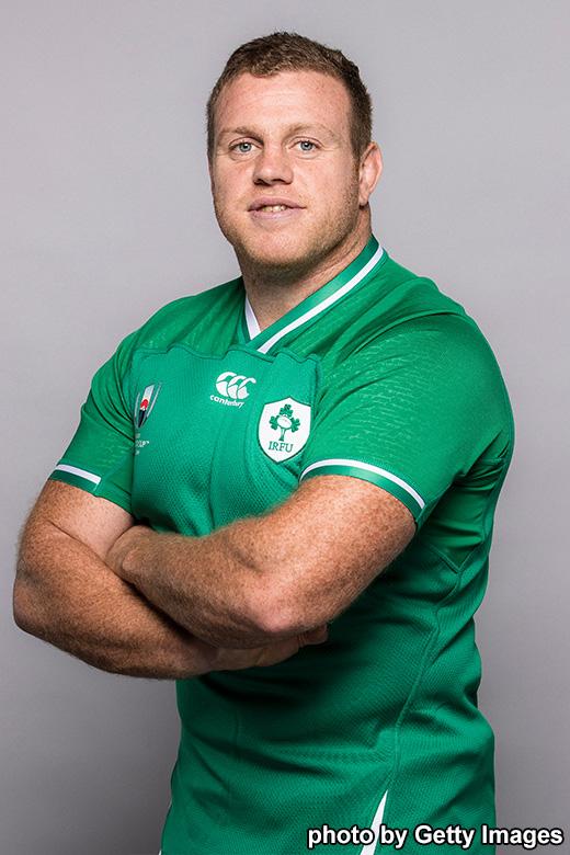 ショーン・クロニン - アイルランド - 出場国情報 - ラグビーW杯 ...