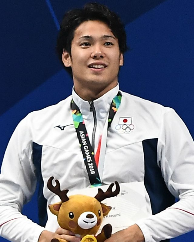 中村克選手